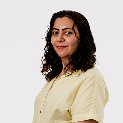 Dr Azadeh Najafabadi